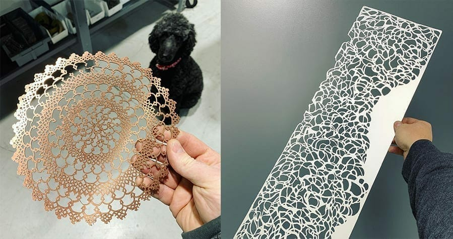 Can Laser Cutting Show Fine Detail?